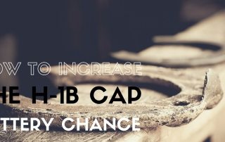 increasing h-1b cap lottery chances