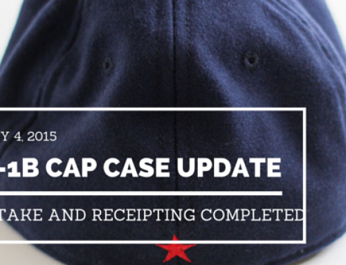USCIS Completes Data Entry and Receipting of H-1B Cap Petitions