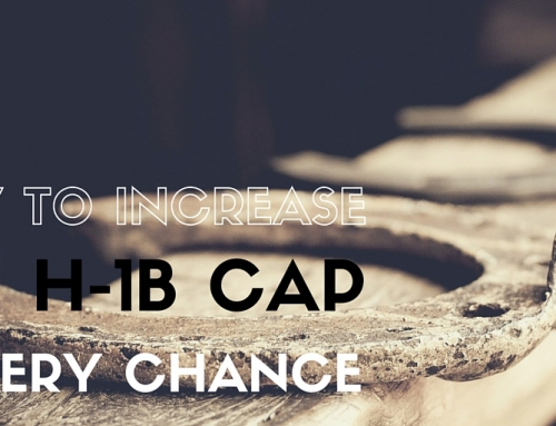 How to Increase the H-1B Cap Lottery Chances of Success This Year?
