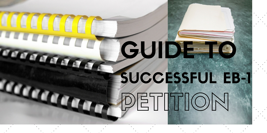 Do's and Don'ts for Successful EB-1A Petitions - Capitol
