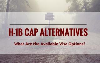 H-1B alternative visa options