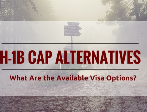 H-1B Alternatives: What Are The Available Visa Options?