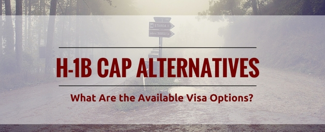 H-1B alternative visa options