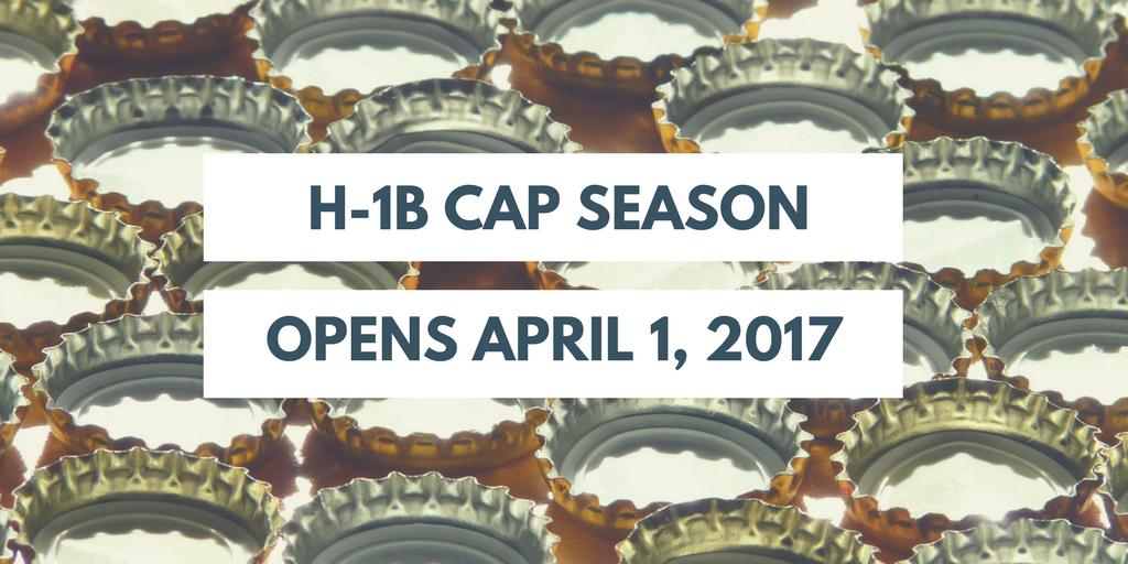 H-1B Work Visa Cap 2017