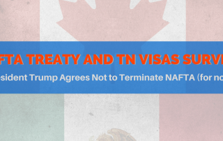 NAFTA treaty TN visa