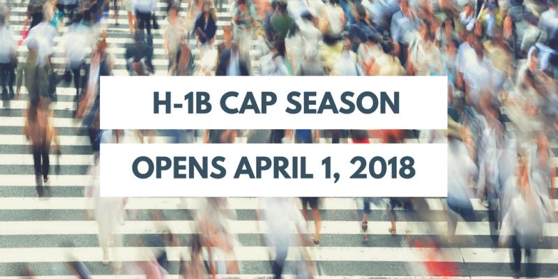 H-1B Cap 2018